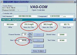 Ajuste EGR con vagcom, como se hace - Vagcom en Español