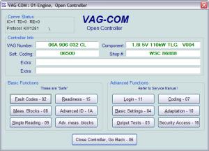 timing vagcom