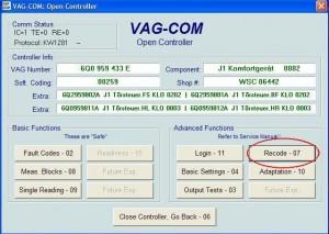 Abrir puertas con vagcom 03