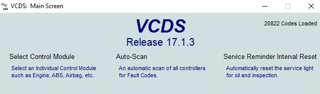 vagcom 17.1.3